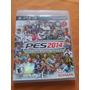 Pes 2014 Para Ps3 Impecable