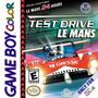 Juego Test Drive Le Mans Nintendo Gameboy Palermo Znorte