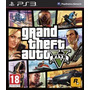 Grand Theft Auto 5 Ps3 Digital Gta Entrega En El Dia