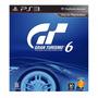 Juego Ps3 Gran Turismo 6 Gt6 Original Nuevo