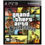 Grand Theft Auto San Andreas Ps3 Digital