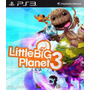 Little Big Planet 3 Ps3 | Lbp 3 Playstation 3 Entrega Ya