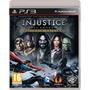 Injustiice Ps3 Ultimate Edicion Todos Los Personajes