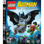 Lego Batman The Videogame Ps3 Fisico Nuevo Y Sellado