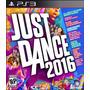 Just Dance 2016 Ps3    Digitales Falkor    Stock Inmediato!