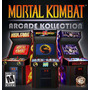 Mortal Kombat Arcade Kollection - Código Steam Pc