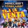 Minecraft Story Mode Para Pc Juego Fisico!! Super Oferta!!!