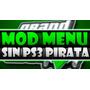 Mod Menu Gta V Ps3 No Pirata - Oferta! Version Mejorada
