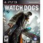 Watch Dogs Ps3    Digitales Falkor    Stock Ya!