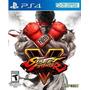 Street Fighter 5 Ps4 Sfv Ps4 Digital Jugas Con Tu Usuario
