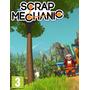 Scrap Mechanic Juego Original Steam Pc