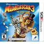 Madagascar 3 The Video Game Nintendo 3ds