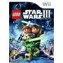 Lego Star Wars 3 The Clone Wars Wii Nuevo Sellado