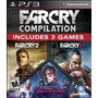 Far Cry Compilation Ps3 - Fisico Nuevo- Game Zone