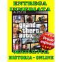 Gta Grand Theft Auto V 5 Digital Ps3 Original Full Y Online