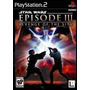 Star Wars Ep. Iii Ps2 Jugalo En Ps3 Digital // Topogames \\