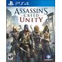 Ps4 Assassins Creed Unity Nuevo Sellado!!!