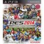 Pes 2014 Ps3 Pro Evolution Soccer 2014