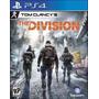 The Division Ps4 Tom Clancy Ps4 Digital Jugas Con Tu Usuario
