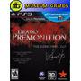 Deadly Premonition Ps3 Fisico Nuevo Sellado Local !!!
