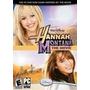 Juego De Pc Aventura Disney Hanna Montana +9 Años Z. Devoto