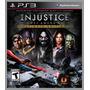 Injustice Ps3 Digital