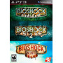 Bioshock Trilogy Ps3   Digital Incluye 3 Juegos Oferta Choko