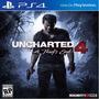 Uncharted 4 Thiefs End Ps4 Original Sellado