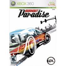 Paradise Burnout Xbox 360 Original Ntsc Mercadoenvios Fisico