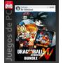 Dragonball Xenoverse Bundle Edition / Pc Fisico / Español