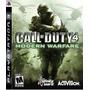 Call Of Duty 4 Modern Warfare Ps3 Castellano Español Fisico