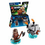 Lego Dimensions Lord Of The Ring Solo En Monster Market