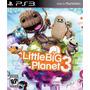 Little Big Planet 3 Ps3. Fisico / Sellado. Local Belgrano