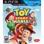 Toy Story Mania Ps3 Fisico Nuevo Original Cerrado
