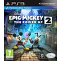 Disney Epic Mickey 2 Ps3 The Power Of Two