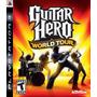 Guitar Hero World Tour Ps3 Original Físico Disco