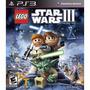 Ps3 - Lego Star Wars 3 The Clone Wars -disco Físico- Nuevo
