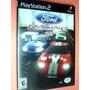 Ps2 - Ford Racing 2 - (597) Completo Con Caja Y Manual