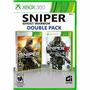 Sniper Ghost Warrior Double Pack Nuevo Xbox 360 Dakmor