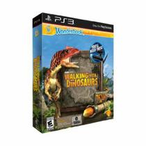 Juego Ps3 Move Walking With Dinosaurs + Wonderbook. Nuevos
