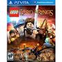 Lego The Lord Of The Rings Nuevo Ps Vita Dakmor Canje/venta
