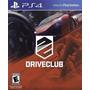 Driveclub Ps4 Digital Primario Maximo Games