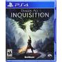Dragon Age Inquisition - Ps4 - Físico - Sellado