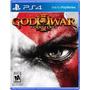 God Of War 3 Resmaterizado Ps4 Original Sellado