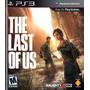 The Last Of Us Ps3 Nuevo Sellado En Caja Envio Gratis