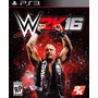 Wwe 2k16 * Ps3 * Digital / Graffiti Games