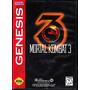 Juego Mortal Kombat 3 Sega Genesis Palermo Z Norte