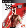 Playstation 3 * Wwe 2k15 * Store Digital * Ps3 * Tenelo Ya!!