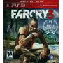 Far Cry 3 Ps3 Original Físico En Disco Envíos A Todo El País