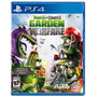 Plants Vs Zombies Ps4 Garden Warfare Fisico Palermo Envios